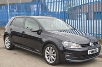 2014 VOLKSWAGEN GOLF 2.0 GT TDI BLUEMOTION TECHNOLOGY DSG 5d AUTO 148 BHP £11495.00