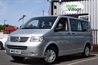 2006 VOLKSWAGEN TRANSPORTER SHUTTLE 1.9 T30 SWB SHUTTLE SE TDI 1d 103 BHP 9SEATS  NO VAT ON THIS VEHICLE £8995.00