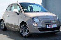 USED 2015 65 FIAT 500 1.2 CULT 3d 69 BHP 1 OWNER + BLUETOOTH + FSH