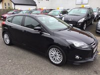 USED 2012 12 FORD FOCUS 1.6 ZETEC S TDCI 5d 113 BHP PRICE INCLUDES A 6 MONTH AA WARRANTY DEALER CARE EXTENDED GUARANTEE, 1 YEARS MOT AND A OIL & FILTERS SERVICE. 6 MONTHS FREE BREAKDOWN COVER.
