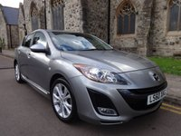 USED 2010 60 MAZDA 3 1.6 SPORT 5d 105 BHP + +ONLY 49000 MILES, GREAT VALUE