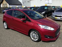 USED 2013 63 FORD FIESTA 1.0 ZETEC S 3d 124 BHP PRICE INCLUDES A 6 MONTH AA WARRANTY DEALER CARE EXTENDED GUARANTEE, 1 YEARS MOT AND A OIL & FILTERS SERVICE. THIS CARS COMES WITH 6 MONTH BREAKDOWN COVER