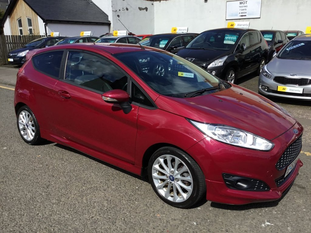 2013 Ford Fiesta Zetec S 6900 2012 Fuel Filter Used 63 10 3d 124 Bhp Price Includes A 6 Month