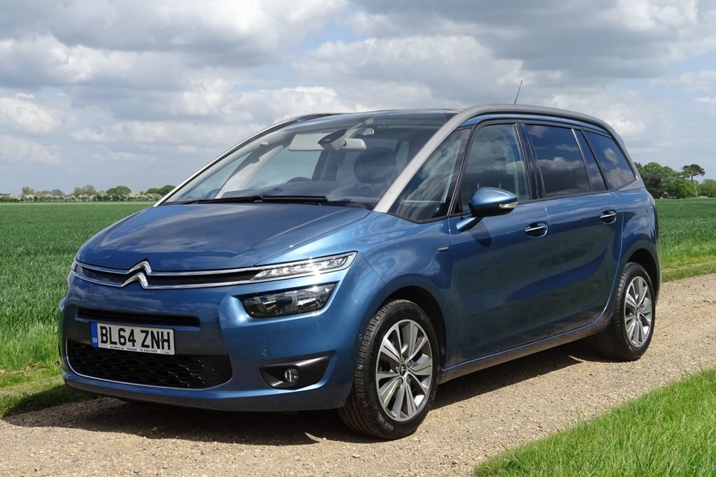 USED 2015 64 CITROEN C4 GRAND PICASSO 1.6 E-HDI EXCLUSIVE PLUS 5d 113 BHP
