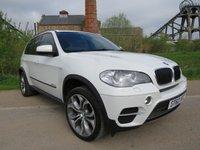 USED 2013 62 BMW X5 3.0 XDRIVE30D SE 5d AUTO 241 BHP Stunning Condition / Alpine White