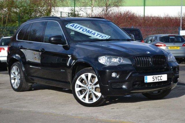 2008 58 BMW X5 3.0sd 286 BHP M Sport 5dr Auto