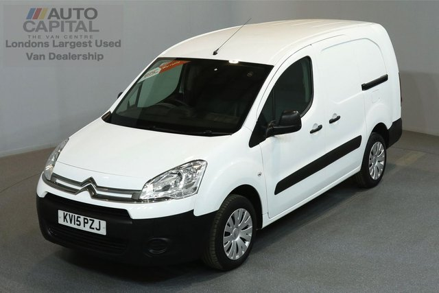 2015 15 CITROEN BERLINGO 1.6 750 HDI 89 BHP LWB LOW ROOF ONLY ONE OWNER FROM NEW, MOT UNTIL 26/04/2019