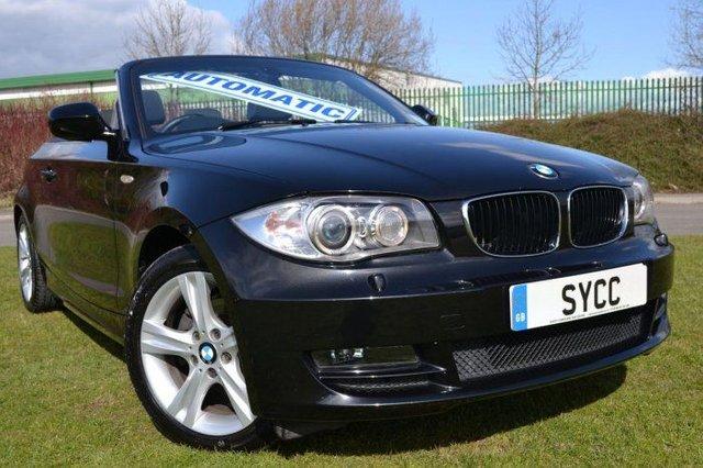 2010 BMW 1 SERIES 2.0 118i Sport 2dr Step Auto