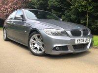 2009 BMW 3 SERIES 2.0 318D M SPORT 4d 141 BHP £6490.00