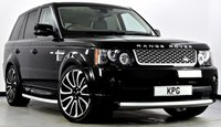 USED 2012 62 LAND ROVER RANGE ROVER SPORT 3.0 SD V6 Autobiography Sport 4X4 5dr Auto [8] Full L/Rover Service History +