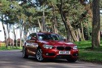 2017 BMW 1 SERIES 1.5 116D SPORT 5d 114 BHP £14990.00