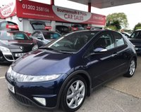 2007 HONDA CIVIC 1.8 I-VTEC EXECUTIVE I-SHIFT AUTO 5d 139 BHP £5995.00