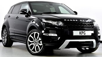 2012 LAND ROVER RANGE ROVER EVOQUE 2.2 SD4 Dynamic Lux AWD 5dr Auto £23995.00