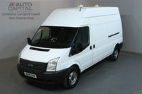 USED 2014 14 FORD TRANSIT 2.2 350 124 BHP L3 H3 LWB HIGH ROOF ONE OWNER FROM NEW, SERVICE HISTORY