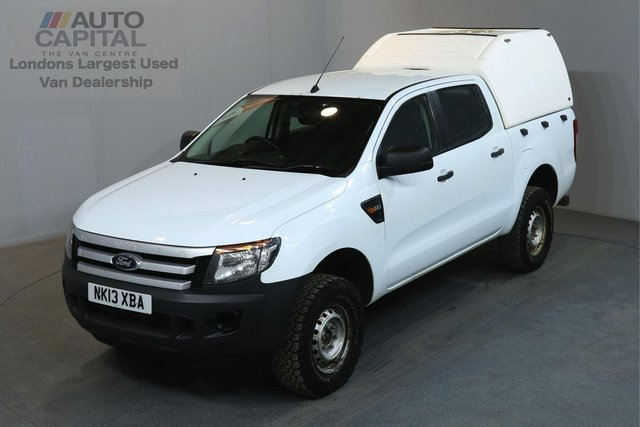 2013 13 FORD RANGER 2.2 XL 4X4 TDCI 148 BHP A/C 2 OWNER FROM NEW, SERVICE HISTORY