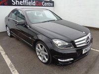 2012 MERCEDES-BENZ C CLASS 2.1 C220 CDI BLUEEFFICIENCY SPORT 4d 168 BHP £10675.00