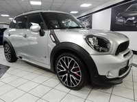 2013 MINI COUNTRYMAN 1.6 JOHN COOPER WORKS ALL4 £15950.00