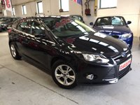 USED 2011 11 FORD FOCUS 1.6 ZETEC 5d 104 BHP