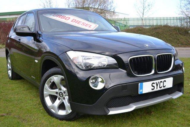 2010 BMW X1 2.0 sDrive 18d SE 5dr