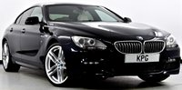 "USED 2015 15 BMW 6 SERIES GRAN COUPE 3.0 640d M Sport Gran Coupe Steptronic 4dr Reverse Cam, Soft Close, 20""s"