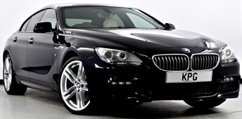 2015 BMW 6 SERIES GRAN COUPE 3.0 640d M Sport Gran Coupe Steptronic 4dr £24995.00