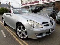 2005 MERCEDES-BENZ SLK 1.8 SLK200 KOMPRESSOR 2d AUTO 161 BHP £5895.00