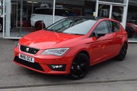 USED 2016 16 SEAT LEON 2.0 TDI FR TECHNOLOGY 5d 150 BHP TECHNOLOGY PACK