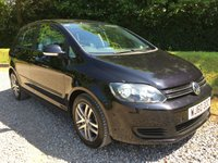 2010 VOLKSWAGEN GOLF PLUS 1.6 SE TDI 5d 103 BHP £6793.00