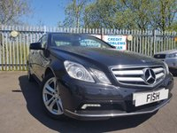 2010 MERCEDES-BENZ E CLASS 3.0 E350 CDI BLUEEFFICIENCY SE 2d AUTO 231BHP £8990.00