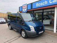 USED 2008 58 FORD TRANSIT 2.2 280 LIMITED TOURNEO 8 STR 5d 140 BHP Stunning rare example of a Top Spec Mini Bus, find another with the miles and the condition of this one...................