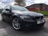 2009 BMW 3 SERIES 2.0 320D M SPORT TOURING 5d AUTO 175BHP £5990.00