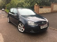 2005 VOLKSWAGEN GOLF 2.0 GTI 5d 200 BHP PLEASE CALL TO VIEW £SOLD