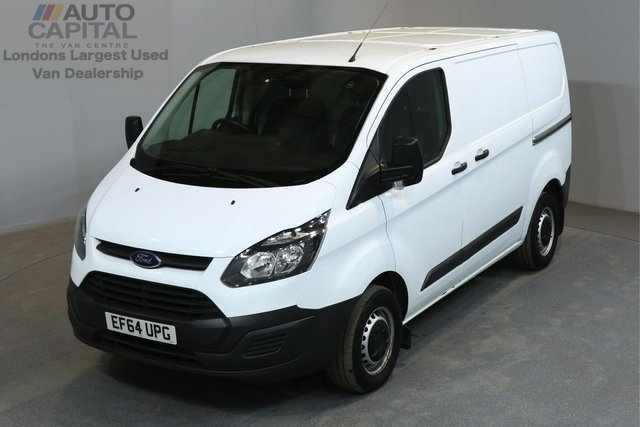 2015 64 FORD TRANSIT CUSTOM 2.2 290 99 BHP L1 H1 SWB LOW ROOF    ONE OWNER FROM NEW, SERVICE HISTORY