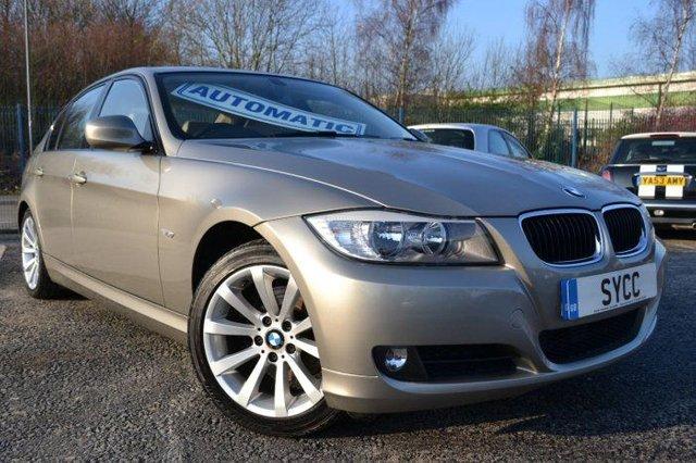 2010 BMW 3 SERIES 2.0 320d [184] SE Business Edition 4dr Step Auto