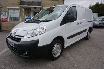 2015 TOYOTA PROACE 2.0 HDI 128 L2H2 LWB LONG 6DR ( AIR CON ) £7489.00