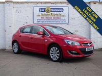 USED 2014 63 VAUXHALL ASTRA 2.0 ELITE CDTI S/S 5d 163 BHP Service History Leather AirCon 0% Deposit Finance Available