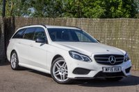 2015 MERCEDES-BENZ E CLASS 2.1 E220 BLUETEC AMG NIGHT EDITION 5d AUTO 174 BHP £19750.00
