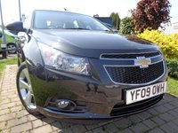 USED 2009 09 CHEVROLET CRUZE 1.8 LT 4d 139 BHP **Low Mileage Full Service History 8 Stamps 12 Months Mot**