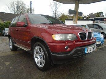 2003 BMW X5 2.9 D SPORT 5d AUTO 181 BHP £2995.00