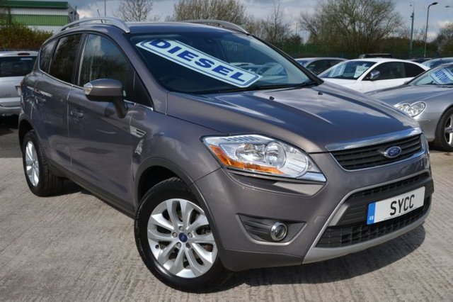 2012 12 FORD KUGA 2.0 TDCi 163 Titanium 5dr Appearance Pack