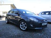 2012 FORD FOCUS 1.6 ZETEC TDCI 5d 113 BHP £6995.00