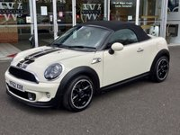 2012 MINI ROADSTER 1.6 COOPER S 2DR CONVERTIBLE 181 BHP £8495.00
