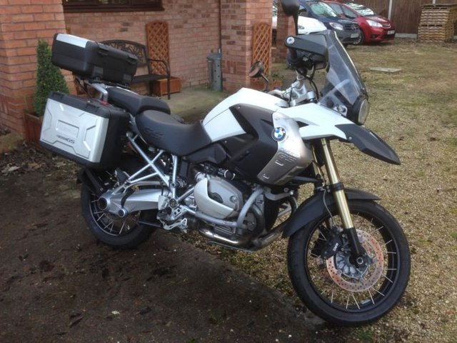 2009 59 BMW R SERIES 1170 cc R1200GS Adventure Adventurer Sat Nav