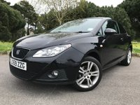 USED 2009 59 SEAT IBIZA 1.4 SPORT 3d 85 BHP JUST BEEN SERVICED!! CHEAP TO RUN!! SPORTY!! AC!! 12 MONTH MOT !!