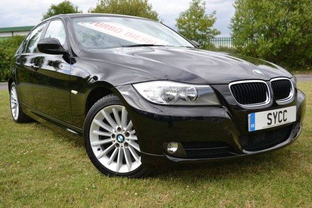 2010 10 BMW 3 SERIES 2.0 320d [184] SE Business Edition 4dr