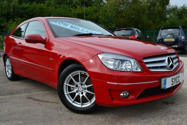 2010 MERCEDES-BENZ CLC 160 1.6 CLC 160 BlueEFFICIENCY SE 3dr