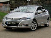 USED 2009 09 HONDA INSIGHT 1.3 IMA ES-T 5d AUTO 100 BHP