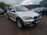 2007 BMW X5 3.0 D SE 5STR 5d AUTO 232 BHP £8790.00