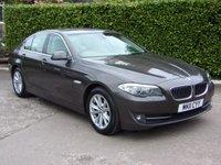 2011 BMW 5 SERIES 2.0 520D SE 4d AUTO 181 BHP £8975.00