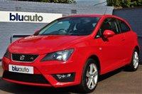 2014 SEAT IBIZA 1.4 TSI ACT FR 3d 140 BHP £7725.00